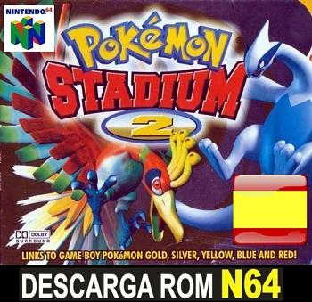 Pokemon Stadium 2 ROMs Nintendo64 Español