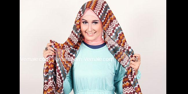 Tutorial Hijab Scarf | Tetep Cantik