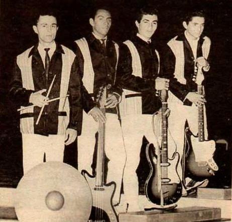 The Silver Jets e Reginaldo Rossi