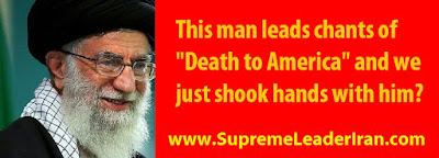 Supreme Leader of Iran Ayatollah