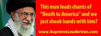 Supreme Leader of Iran Ayatollah