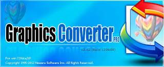 Graphics Converter Pro 2011 v2.62 Build 120605