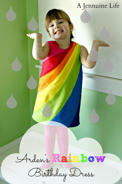Rainbow Dress