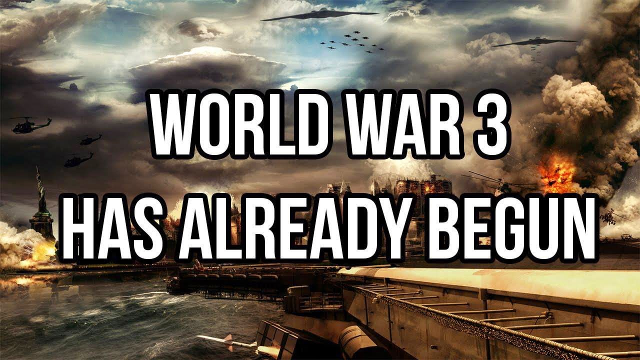 First Shots of WW3 have BEGUN - It Has ARRIVED !