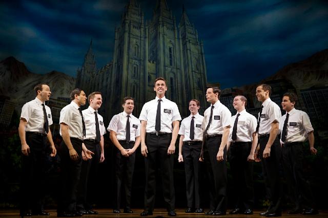 Musical The Book of Mormon em Nova York
