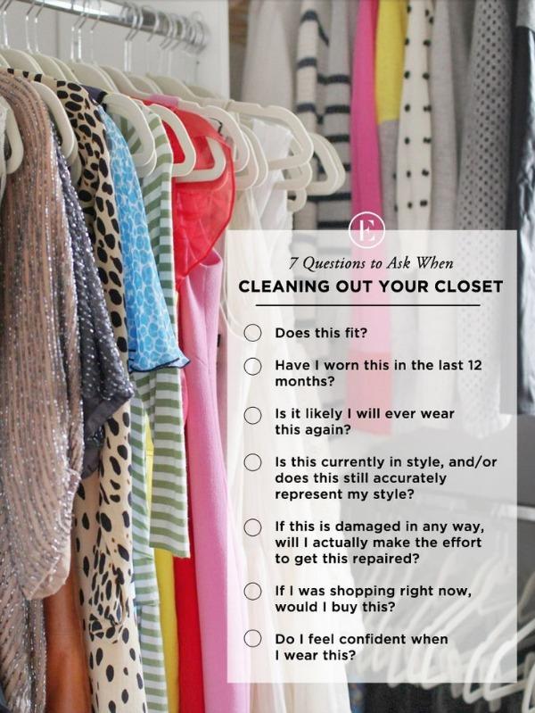 Beautiful Top 10 Organization Challenge | Master Closet