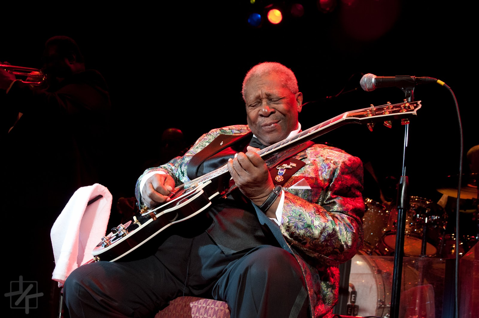 BB King Live BB King On Stage