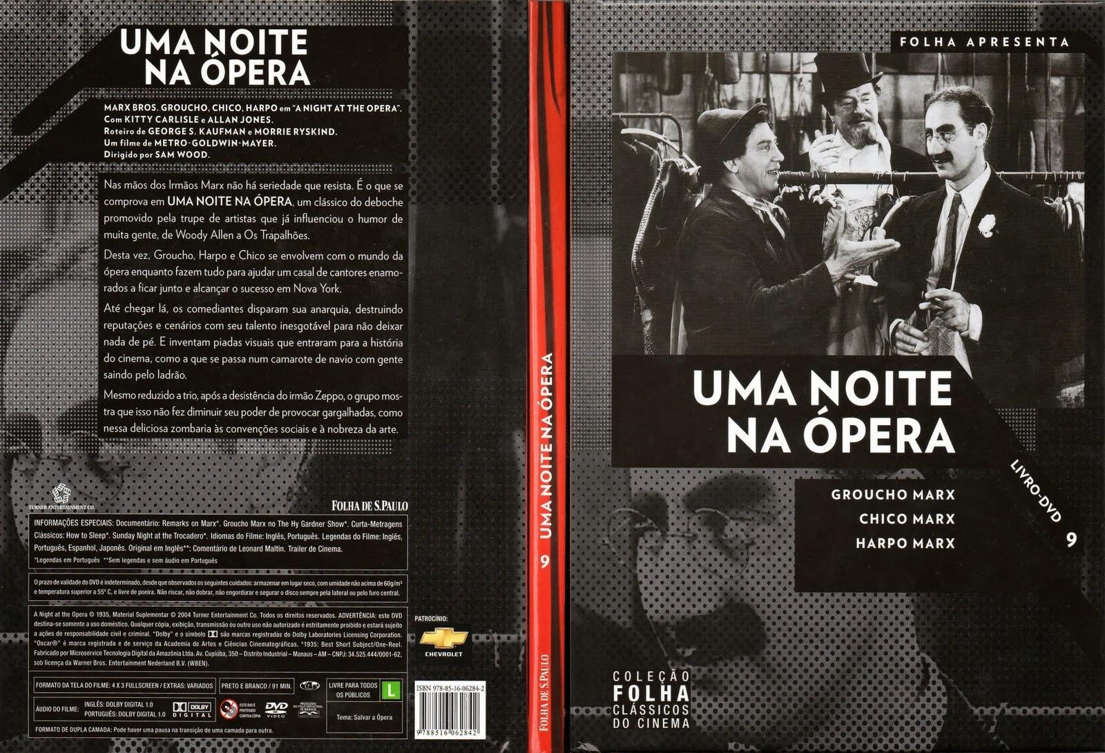 0090º - UMA NOITE NA ÓPERA