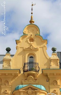 Trg bana Jelačića - Balkon
