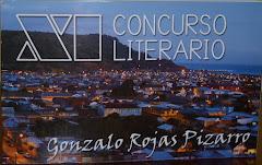 XI Concurso Literario Gonzalo Rojas Pizarro 2013