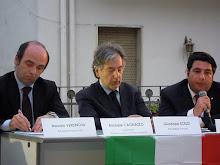 """""""Michele Cagnazzo e Pino Scelsi, a Canosa per l'anniversario della strage di Capaci (2011)"""""""