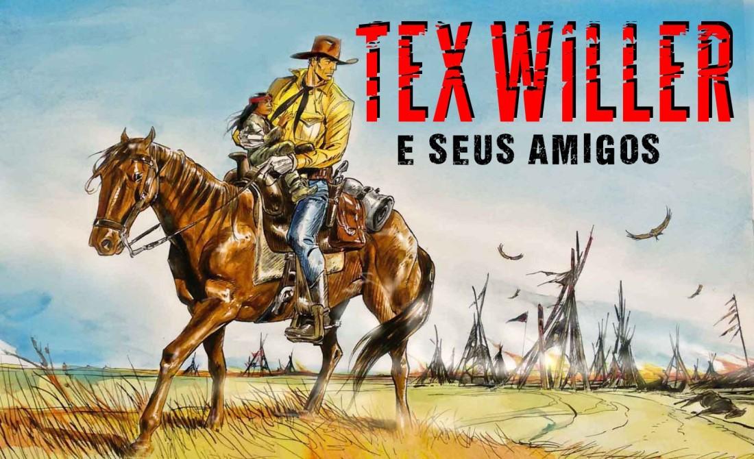 Tex Willer grátis
