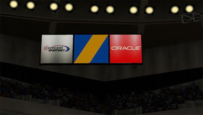 NBA 2K13 Golden State Warriors Stadium Mod