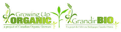Growing Up Organic -- Grandir BIO