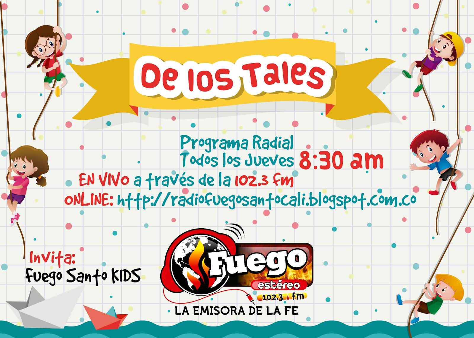 DE LOS TALES (PROGRAMA RADIAL)