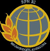 Logo BPN RI, Badan Pertanahan Nasional Republik Indonesia