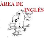 ÁREA DE INGLÉS