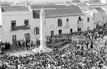 Inauguración y Bendición del monumento a la Virgen de Valme. 11 de octubre de 1970