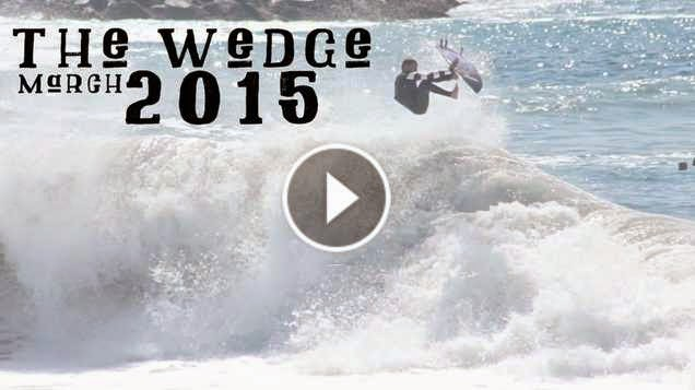 The Wedge March 30 2015