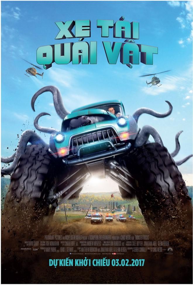 Xe Tải Quái Vật, Monster Trucks