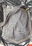 rare evisu handbag