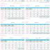 Download Kalender 2014 Indonesia, Hari Libur Nasional & Cuti Bersama