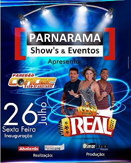 Parnarama Show&#39;s e Eventos Apresenta