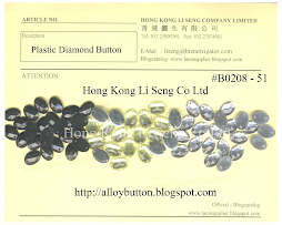 Plastic Diamond Button Supplier - Hong Kong Li Seng Co Ltd