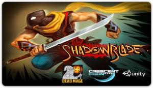 Shadow Blade MOD APK+DATA New Version