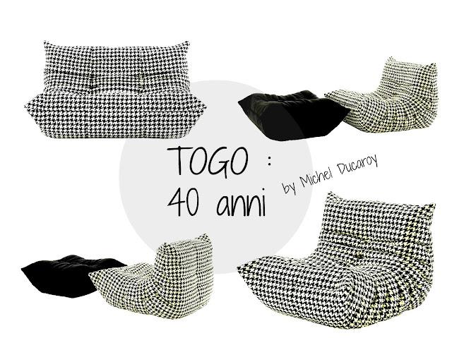 Togo 40anni