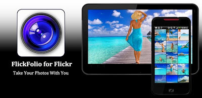 FlickFolio for Flickr