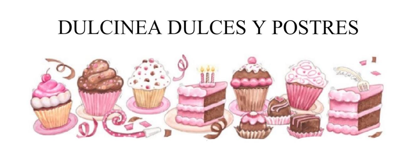 DULCINEA dulces y postres