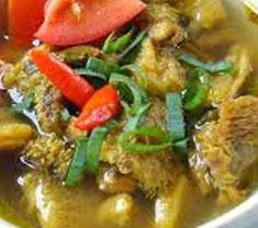 Resep masakan indonesia soto babat lamongan spesial (istimewa) praktis mudah sedap, nikmat, enak, gurih lezat