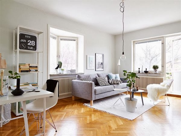 Cozy Swedish Apartment