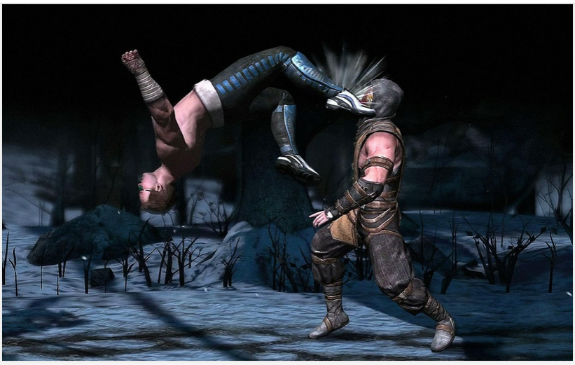 Gratis Download Mortal Kombat X Android Games
