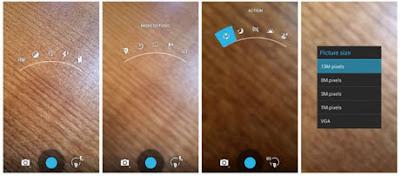 Kamera pada Android 4.3