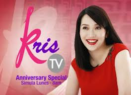 "Kris TV is a dailymorning program that showcases hot topics, Pinoy trends, practical home solutions, celebrity conversations, music, family and relationship stories done the fun and engaging ""Kris Aquino"" way. […]"