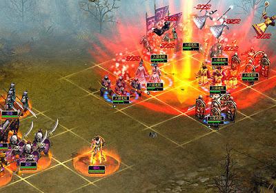 Tướng Thần là một tựa game sáng của thể loại game chiến thuật trong năm nay