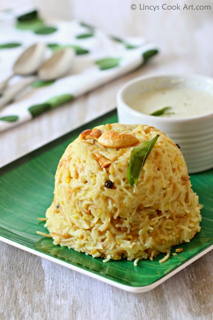 Vermicelli Pongal
