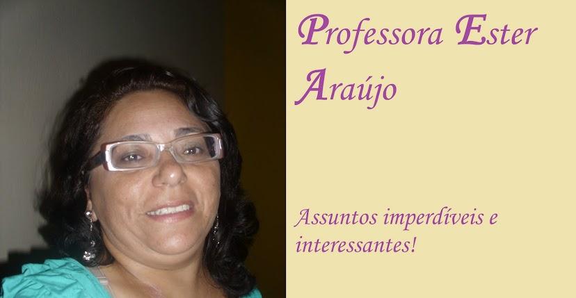 Profª Esp.Ester Neta de Araújo Paiva