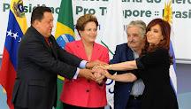 Después de Néstor, Hugo, Lula, Evo, Rafa...