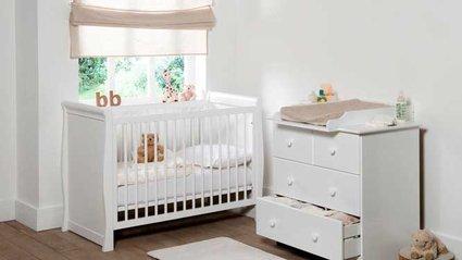 quand pr parer la chambre de b b. Black Bedroom Furniture Sets. Home Design Ideas