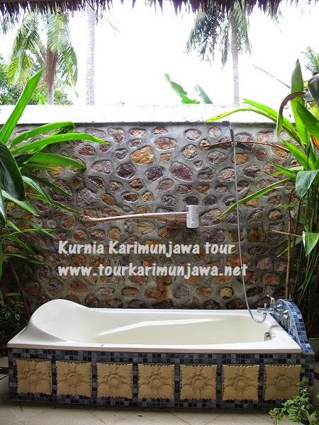 kamar mandi jiwaquest hotel