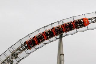 Thunder Dolphin(Roller coaster)