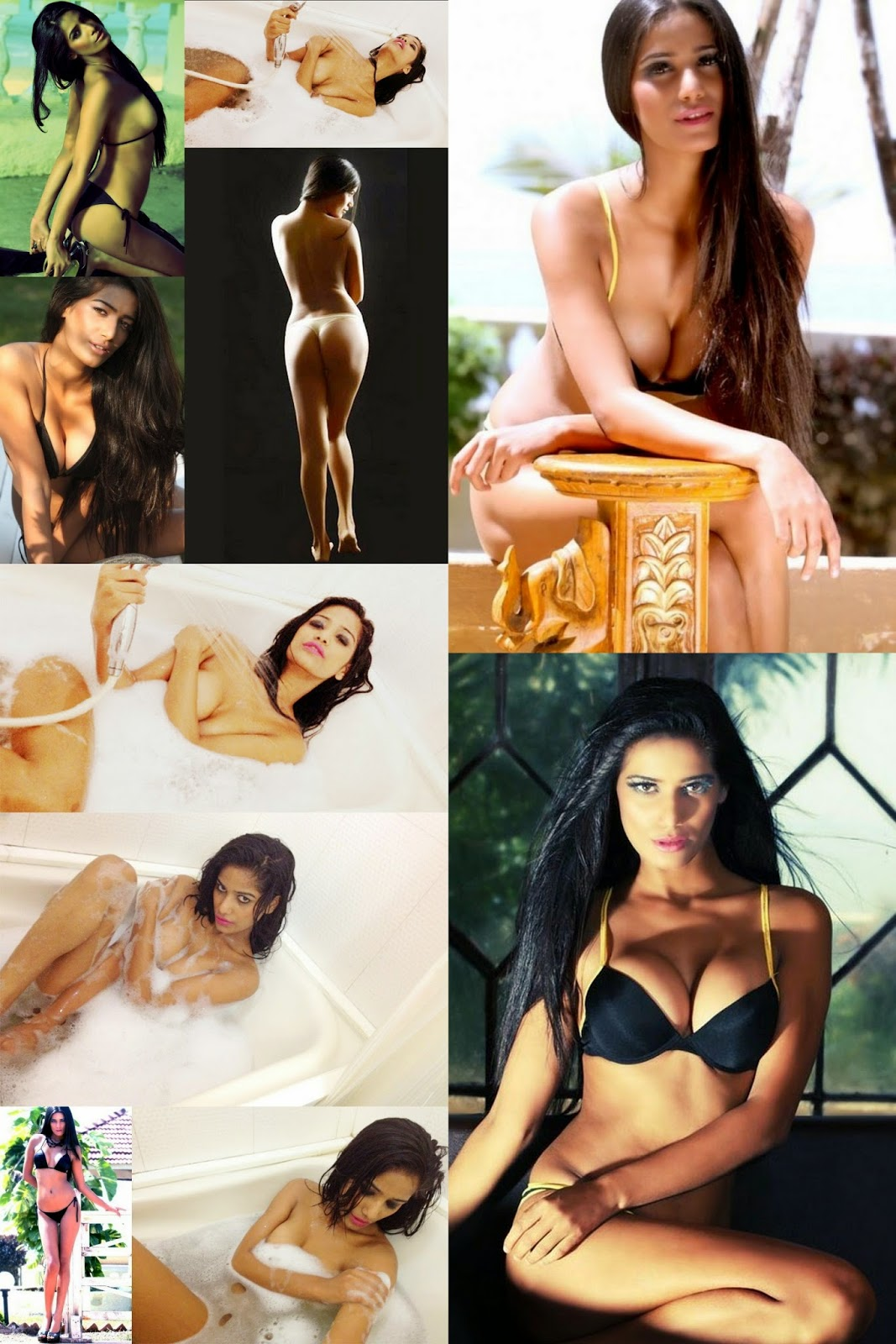 10 Hot Photos of Poonam Pandey