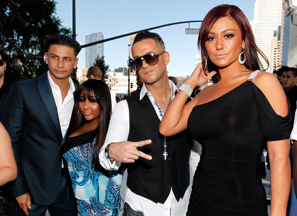 jersey shore cast in italy pictures. Cast from Jersey Shore
