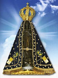 12 de outubro - Dia de Nossa Senhora Aparecida- Padroeira do Brasil
