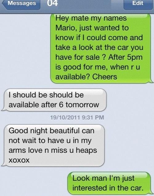 Ex Girlfriend Jokes Sms