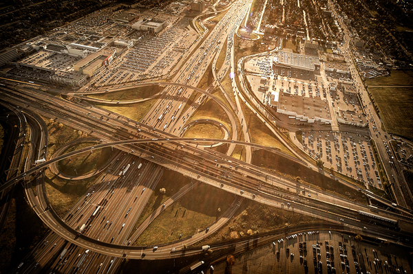 Highway Interchanges by Peter Andrew