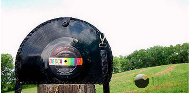 Dari Vinyl Menjadi Dompet